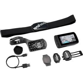Wahoo ELEMNT ROAM GPS Bundle incl. TICKR 2 + Snelheids- & Cadanssensor, zwart